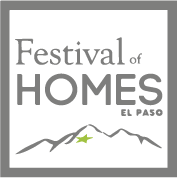 El Paso Festival of Homes Logo
